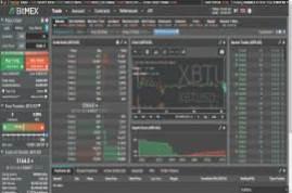 Trade bitcoin on bitmex